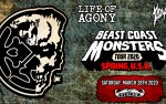 Image for  Life Of Agony with Doyle - Beast Coast Monsters Tour