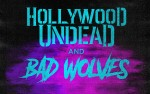 Image for HOLLYWOOD UNDEAD & BAD WOLVES