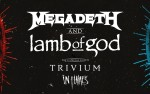 Image for MEGADETH and LAMB OF GOD wsg Trivium and In Flames - Saturday, July 10, 2021 (Outdoors)