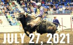 Image for Bull Riding Challenge and Ranch Bronc Riding - TUESDAY