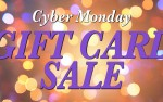 Image for Cyber Monday Gift Card Sale