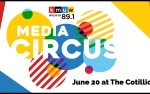 Image for KMUW's 3rd annual Media Circus fundraising gala featuring: David Greene
