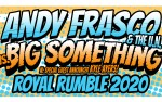 Image for  Big Something vs Andy Frasco & The U.N.
