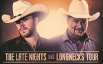 Image for JUSTIN MOORE & TRACY LAWRENCE: The Late Nights & Longnecks Tour