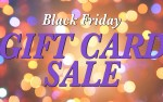 Image for Black Friday Gift Card Sale