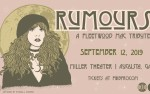 Image for Rumours - A Fleetwood Mac Tribute