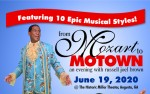 Image for From Mozart to Motown **RESCHEDULED FROM 6/19/2020**