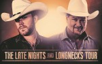 Image for JUSTIN MOORE & TRACY LAWRENCE: The Late Nights & Longnecks Tour *Rescheduled*