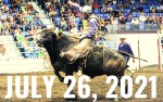 Image for Bull Riding Challenge and Ranch Bronc Riding - MONDAY