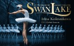 Image for St. Petersburg Ballet Theatre presents IRINA KOLESNIKOVA-SWAN LAKE - SAT, Feb 22, 2020 @ 7:30 pm