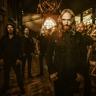 Image for *CANCELLED* DARK TRANQUILLITY, with Obscura