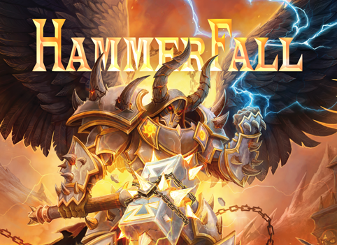 Image for *CANCELLED* HAMMERFALL, with Beast in Black, Edge of Paradise