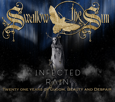 Image for *NEW DATE* SWALLOW THE SUN, with Infected Rain, Idolatrous