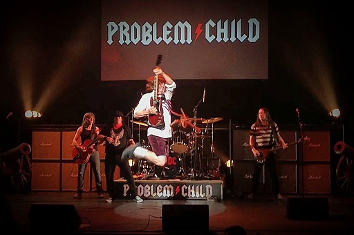 Image for *POSTPONED* PROBLEM CHILD, HYSTERIA, 21+ *RESCHEDULED FROM 7/24*