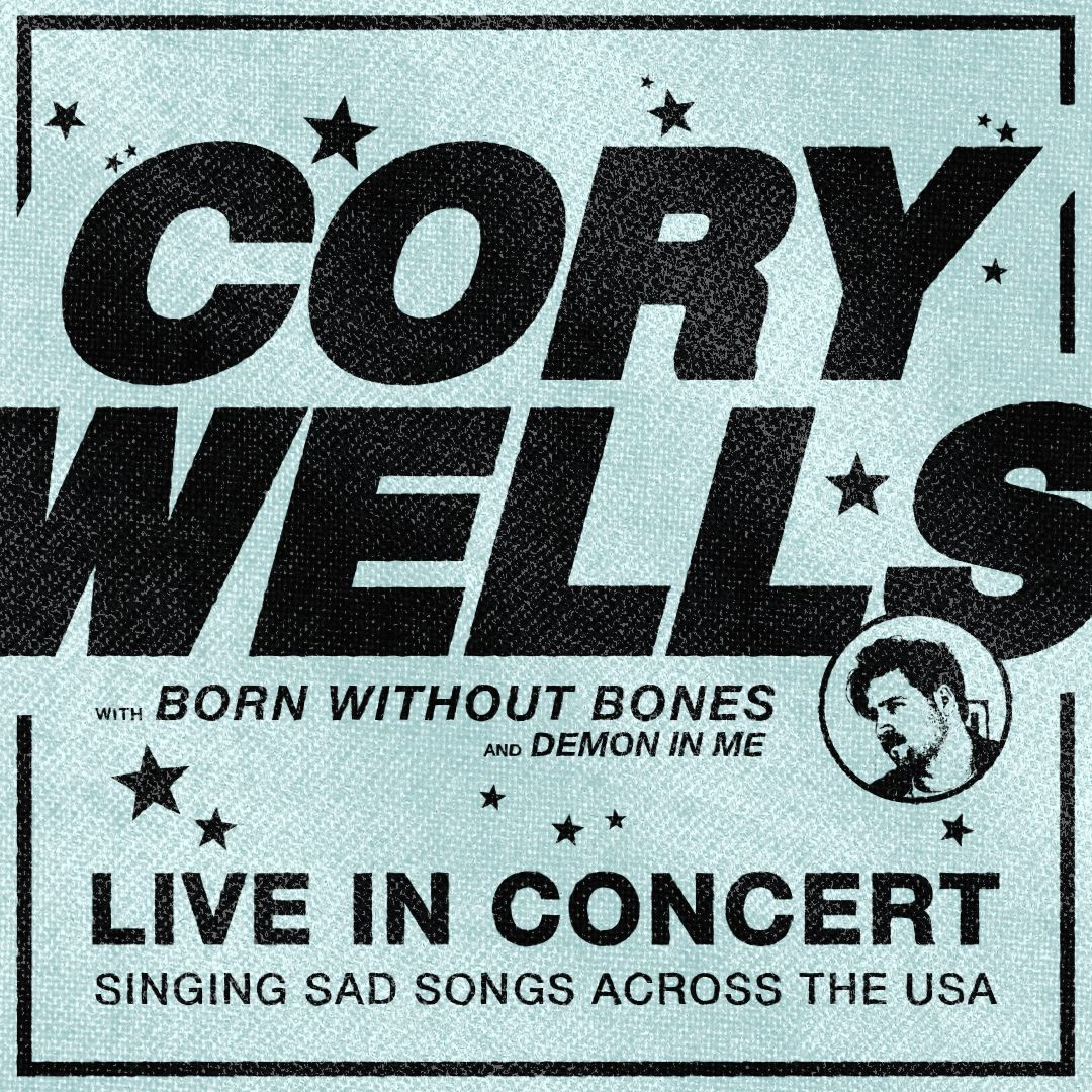 Image for CORY WELLS, BORN WITHOUT BONES, DEMON IN ME, All Ages