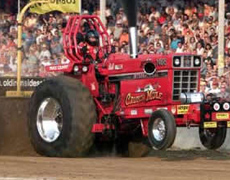 Image for TRACTOR PULLS