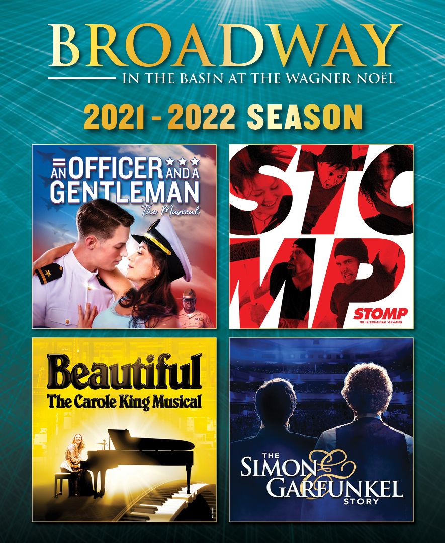Image for BROADWAY IN THE BASIN 2021-2022 SUBSCRIPTION