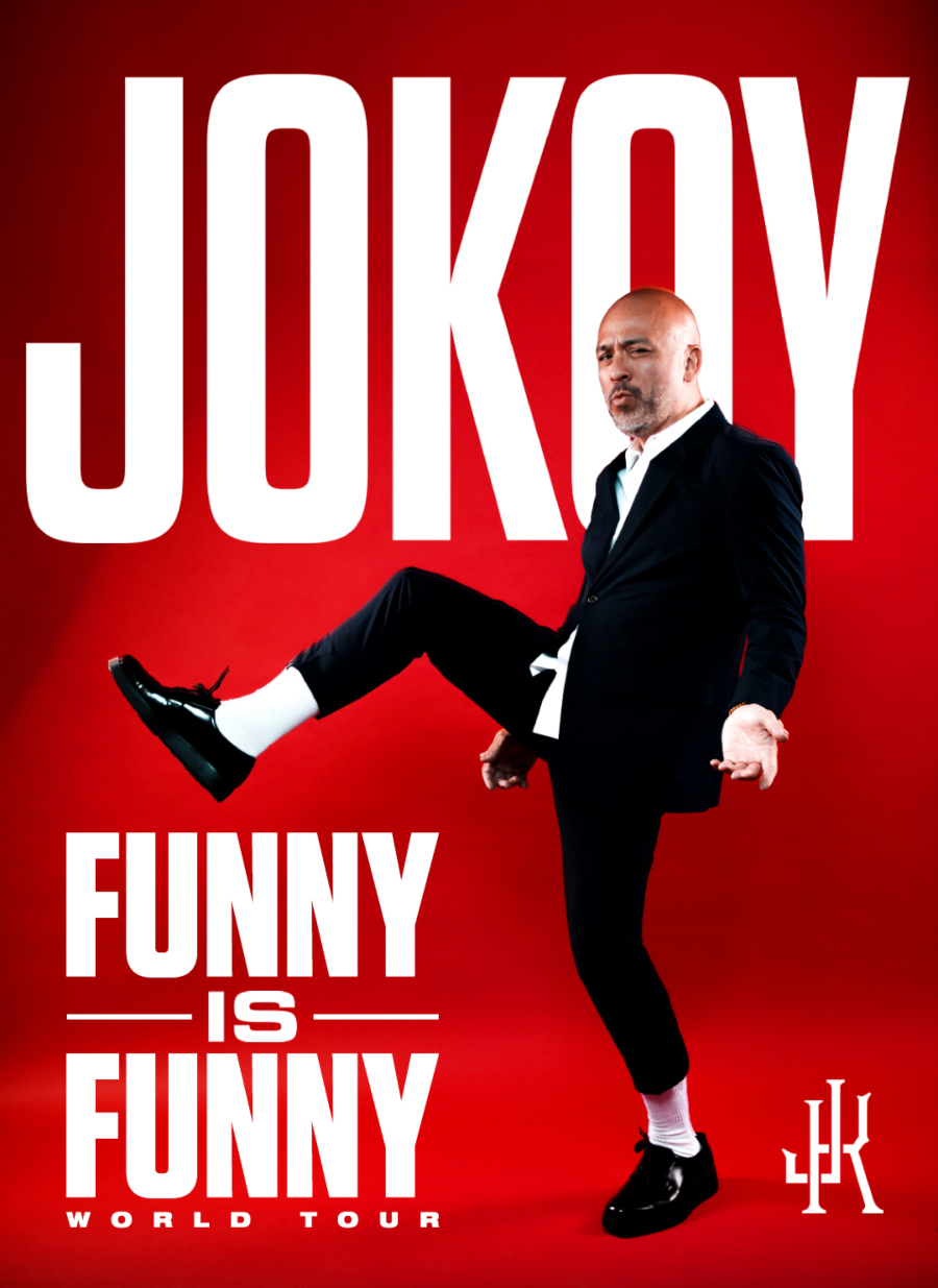 Image for JO KOY - FUNNY IS FUNNY WORLD TOUR