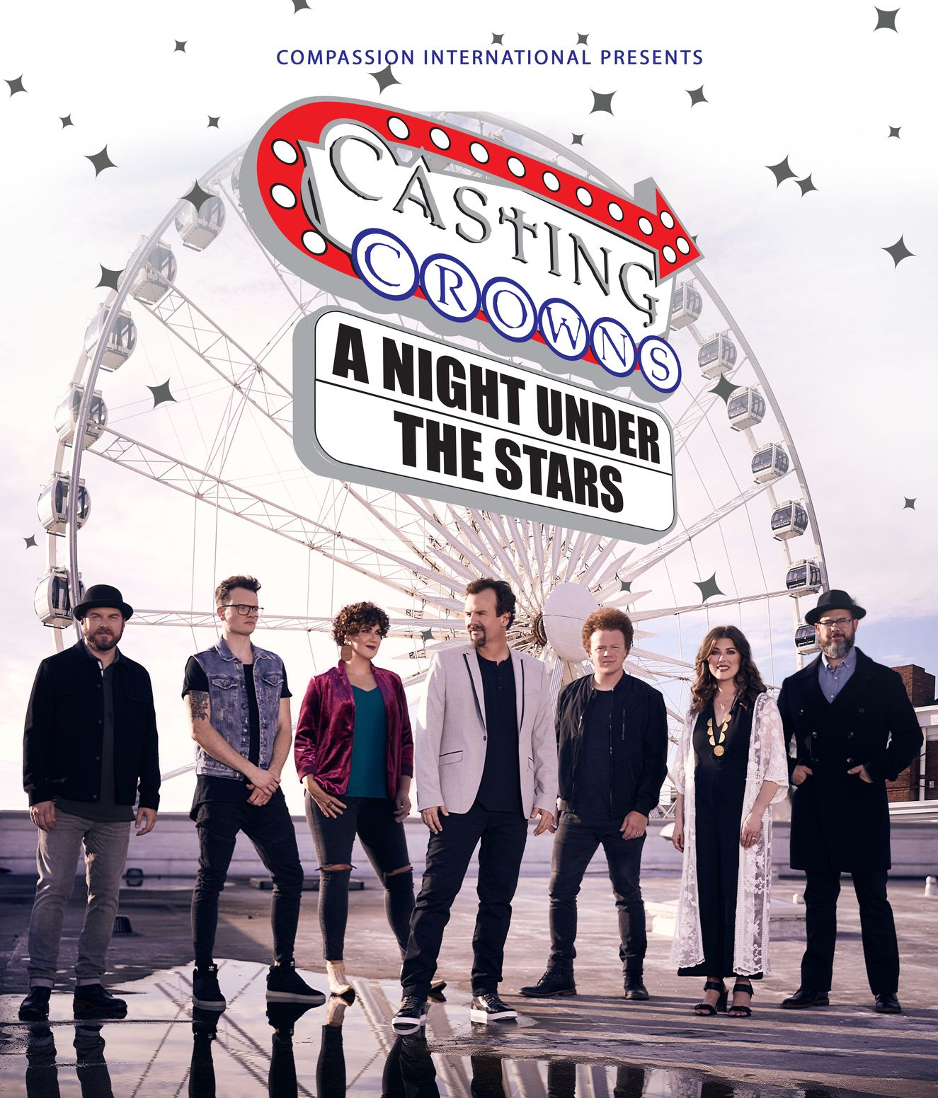 Image for CASTING CROWNS: A NIGHT UNDER THE STARS TOUR