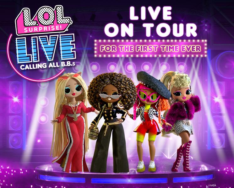 Image for L.O.L. SURPRISE! LIVE