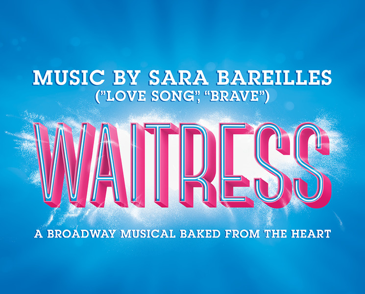 Image for WAITRESS (BROADWAY) - NEW DATE