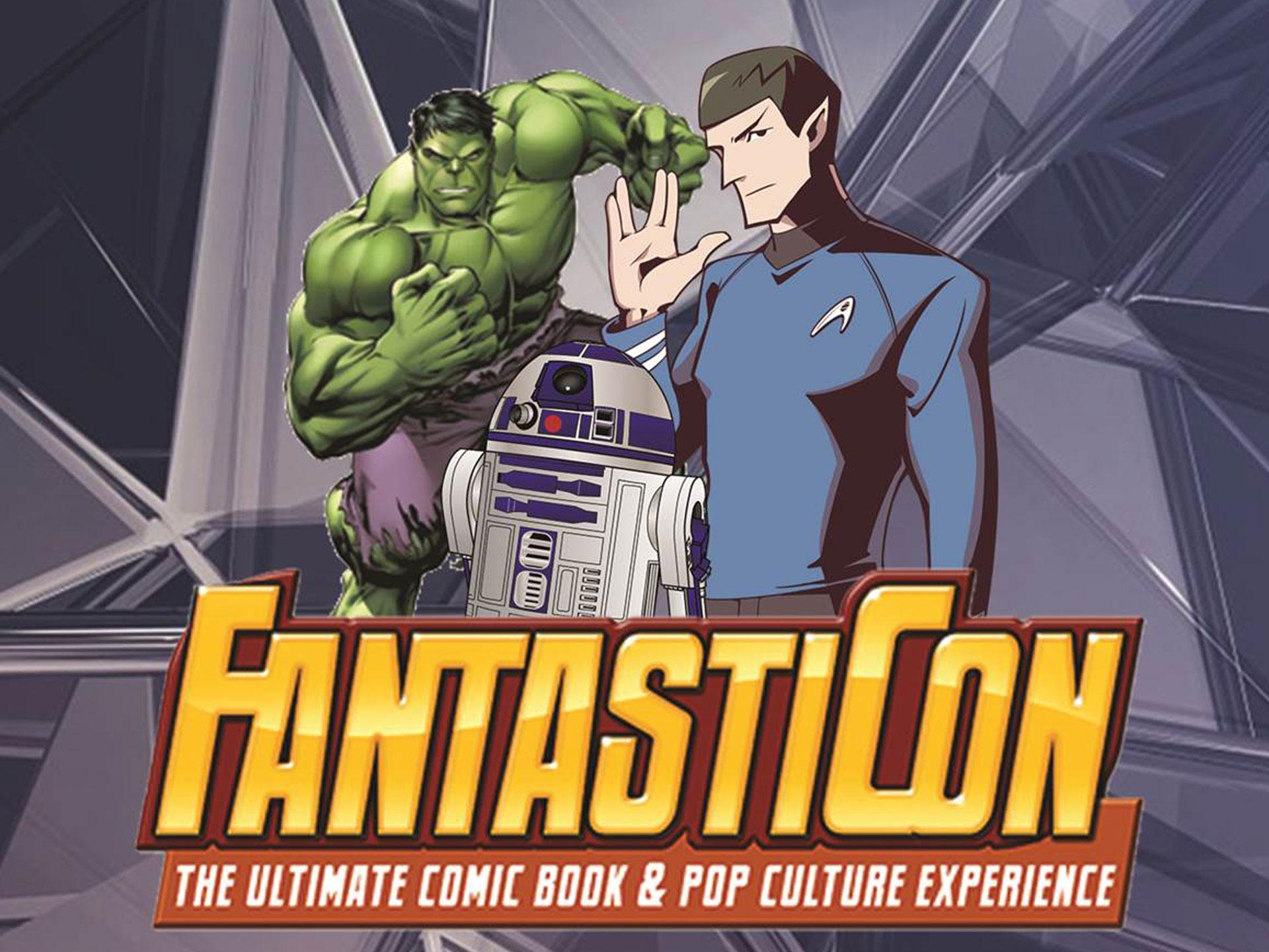Image for FANTASTICON S7-EP22 - October 19-20, 2019 - 2 DAY PASS