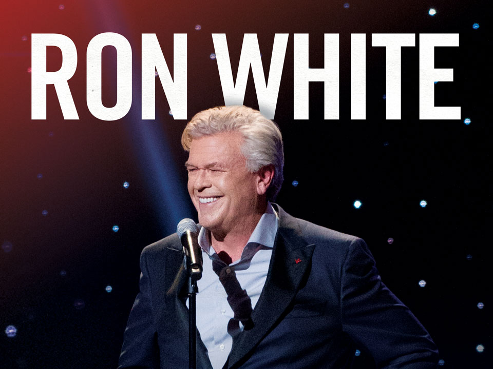 Image for RON WHITE - Friday, June 5, 2020