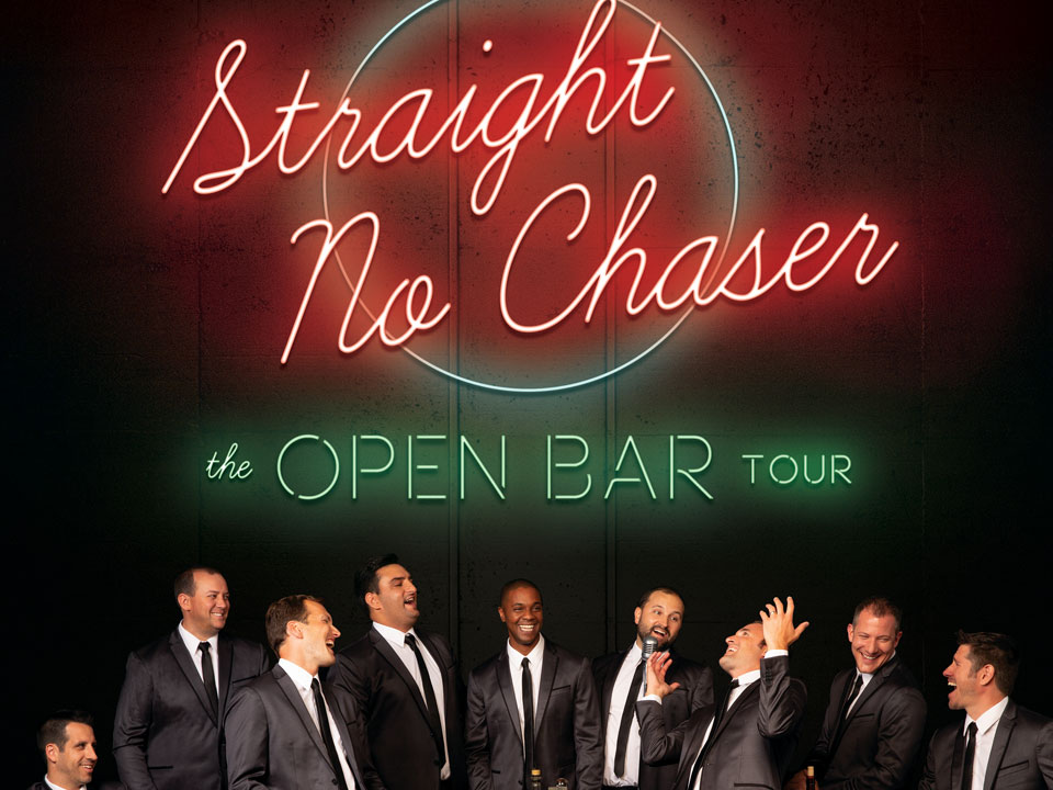 Image for STRAIGHT NO CHASER - Saturday, November 30, 2019
