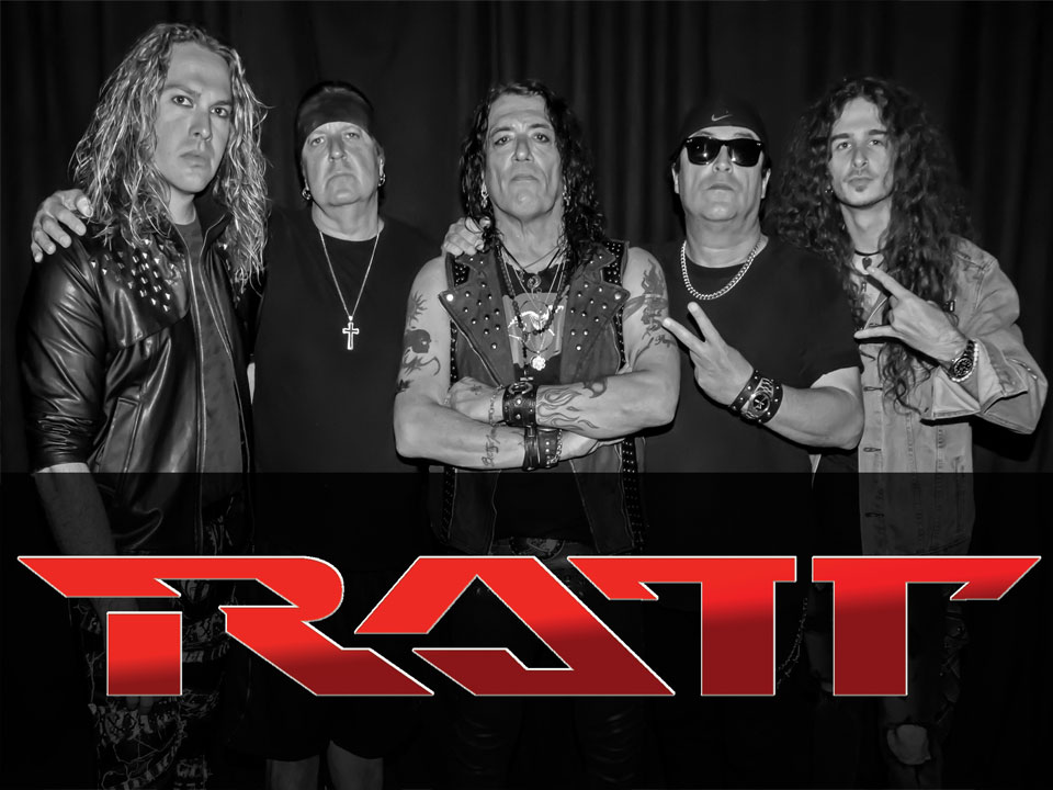 Image for RATT wsg QUIET RIOT - Monday, December 30, 2019