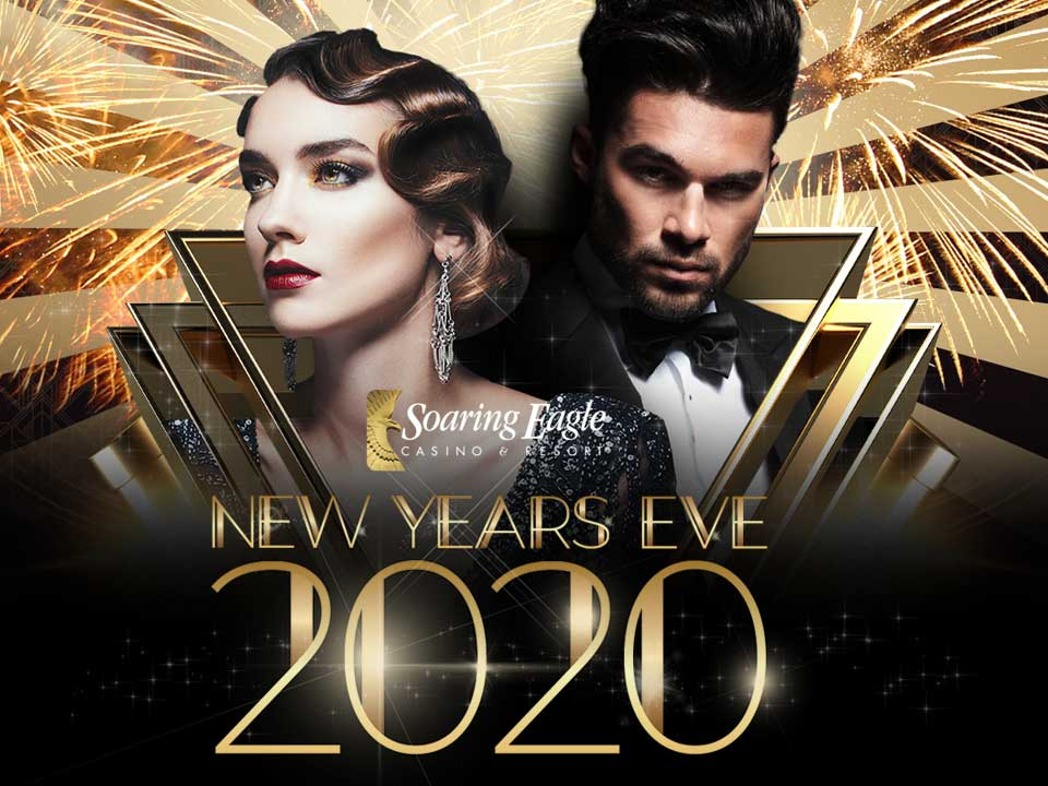 Image for ENTERTAINMENT HALL NEW YEARS CELEBRATION - ROARING 20's - Tuesday, December 31, 2019
