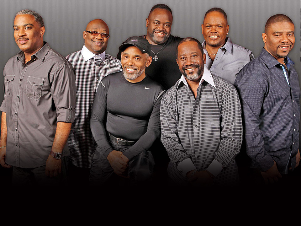 Image for MAZE featuring FRANKIE BEVERLY - Saturday, April 18, 2020