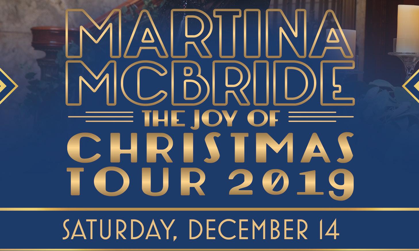 Image for Martina McBride: The Joy of Christmas 2019